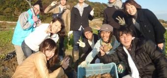 第16回⑧会 【浜焼きBBQ❗️&農業体験〜芋掘りと焼き芋作り】