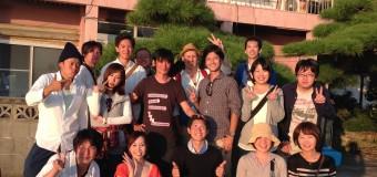 第38回⑧会【佐久島へ行こう!!〜BBQ&サイクリング佐久島観光ツアー〜】