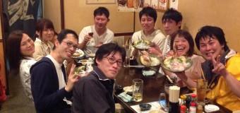 〈活動報告〉釣りを楽しもう会⑨ 新鮮な10種類もの刺身!贅沢なプチ旅行!!