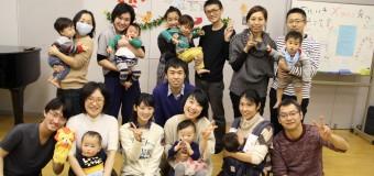【開催報告】⑧子育て相談部 親子ふれあい遊び&プチクリスマス会