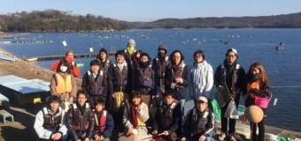 第1回⑧釣り部ワカサギ釣り大会