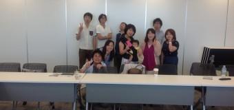 <活動報告>第5回⑧部活動:役職者会議
