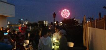 【活動報告】NPO国際外国人交流会館主催イベント「花火と流しそうめんParty❗️」
