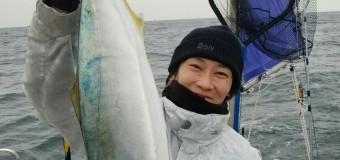 美味しい寒ブリ釣りたい!食べたい!