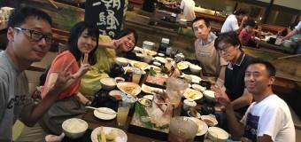 【7/29 釣り部×読書部コラボ!?居酒屋de交流会】活動報告