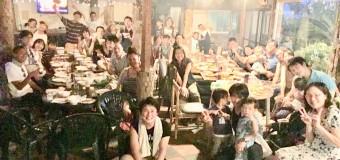 【第64回マルハチ会】夏の花火&BBQ〜マルハチ会8年目記念イベント〜