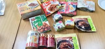 【⑧子育て相談部】好き嫌い真っ二つ!?試食レポあり「非常食を食べてみよう」開催報告