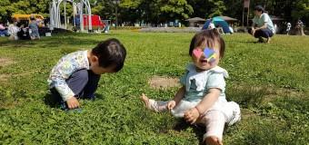 <開催終了>4/21(日)【&#x1f37c;⑧子育て相談部】集まれ〜!庄内緑地ピクニック