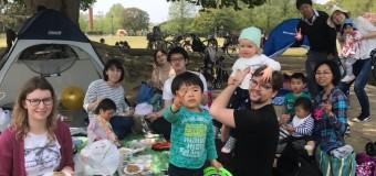 【⑧子育て相談部】イベント報告「集まれ~!庄内緑地ピクニック」