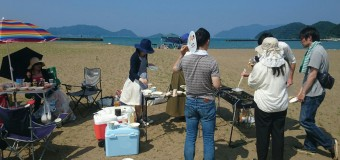 釣り&BBQ&海水浴で夏を満喫!
