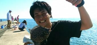 【⑧釣り部】費用はたったの千円⁉ハゼ大漁&五目釣り