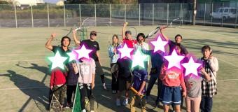【💴⑧LP部×🎾⑧なんでもスポーツ部】障がい児童と一緒にテニスを楽しもう!