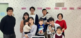 【⑧子育て相談部:活動報告】2019.11.30パパが仕切る「パパパパパパ会」