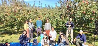 【🐝第70回マルハチ会】りんごの収穫体験〜大人も子供も本物のりんごを知ろ