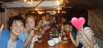 『BBQ PARTY with foreigner 』開催しました