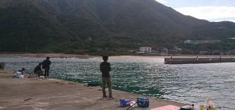 【開催報告】⑧釣り部、13回目のイベント「釣り最大の敵は雨?いや風です!」