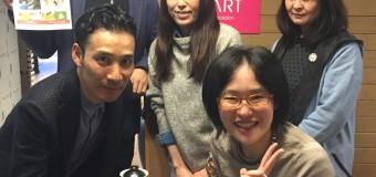 【開催報告】高級茶芸師 Full-san と闘茶!白 vs 黒 冬に効くお茶飲み比べ