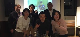 【開催報告】高級茶芸師 Full-san と春のお茶会