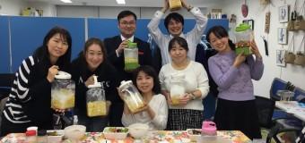 【健康部 活動報告】醗酵ドリンク作り体験を開催しました