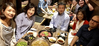 """【⑧LP部×⑧外国人交流部:活動報告】Let's talk about """"Life Planning"""" with foreigners"""