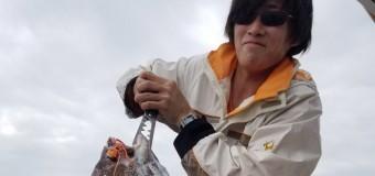 釣り人生最強の魚と対決!!