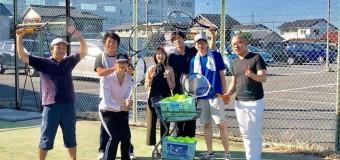 【第65回マルハチ会】マルハチ会:秋のスポーツ大会〜テニス編〜