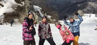 【活動報告】第6回(2019年1回目)活動:スキー・スノーボード