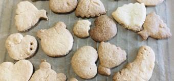 【⑧子育て相談部】オンラインでクッキー作りに挑戦!1