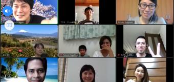 【🌍⑧外国人交流部:活動報告】チャリティーイベント!zoomで海外在住のゲストとお話しよう!〜フィリピン編〜