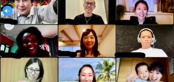 【🌍外国人交流部:活動報告】チャリティーイベント!zoomで海外在住のゲストとお話しよう!〜コンゴ編〜